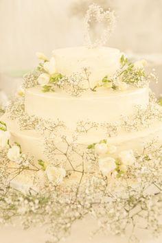 ADORO: Bolo de casamento // wedding cake