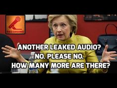 CHECK OUT LINKS LISTED BELOW VIDEO    Hillary Got Caught Saying WHAT on Tape? NO WAY!!!!!!! - YouTube