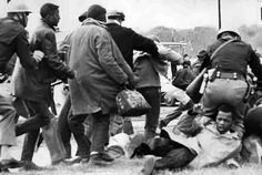 SELMA MARCHERS  ELIJAH CUMMINGS ON THE GROUND, 2013 NOW CONGRESSMAN OF THE US.