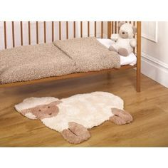100 Polyester Lamb Children S Rug A Very Por Is Ideal Present For