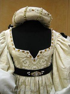 italian renaissance embroidery