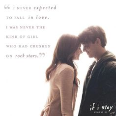 142 Best If I Stay Images Stay Quotes If I Stay Movie Film Quotes