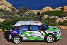 IRC: Gran triunfo de Dani Sordo y del MINI JCW S2000 en Córcega
