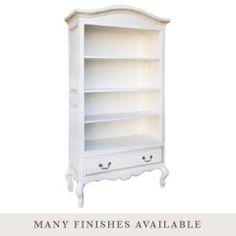Newport Cottages Provence Bookcase NPCPRV8600