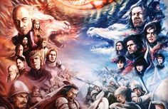 Nós sabemos, ainda falta muito para chegar abril de 2016 e, com ele, a sexta temporada de Game of Thrones. Se você já viu todos os episódios e leu todos os livros, deixamos aqui algumas imagens incríveis feitas por fãs para você passar mais um tempinho com os personagens de George R. R. ...