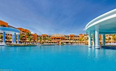 Iberostar Rose Hall in Montego Bay, Jamaica.  This is the gorgeous resort where we got married!