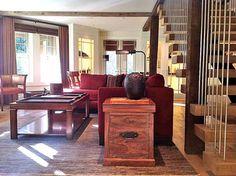 A Sonoma Historic Home - eclectic - Living Room - San Francisco - Ireko