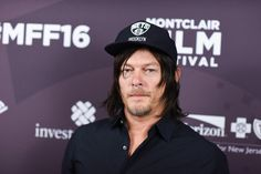 Norman Reedus Photos Photos - Norman Reedus arrives at the Montclair Film Festival 2016 on May 7, 2016 in Montclair City. - Montclair Film Festival 2016 - Conversation With Norman Reedus, Jon Stewart, and Filmmaker Awards