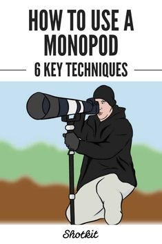 Think you already know how to use a monopod? Do you know these 5 professional techniques? Get shots other photogaphers can't, by using a monopod. Panning Photography, Dslr Photography Tips, Photography Tips For Beginners, Photography Lessons, Photography Equipment, Photography Business, Photography Tutorials, Amazing Photography, Beauty Photography