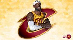LeBron James 23 Cavs 2015 Wallpaper