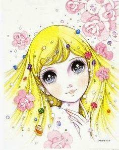 ❤٩(๑•◡-๑)۶❤.                                                   Flower girl