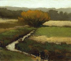 Marc Bohne Oil Landscape Painting - Midwest ...BTW,Please Check this out: http://artcaffeine.imobileappsys.com