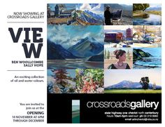 More paintings available at Crossroads Gallery