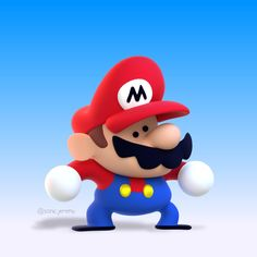 Spent the last couple days modelin some of the designs from It's one of the funniest video game parodies I've seen and I had a lotta fun making these guys. Super Mario Bros, Super Mario Kunst, Super Smash Bros Memes, Super Mario Brothers, Mario Funny, Mario Memes, Metroid, Super Smash Ultimate, Nintendo Characters