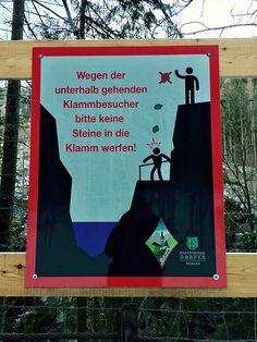 Wimbachklamm in Berchtesgaden