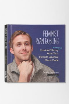 UrbanOutfitters.com > Feminist Ryan Gosling By Danielle Henderson