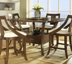 Triangular Dining Table With Bench Seating Counter HeightItem - Triangle dining table with bench