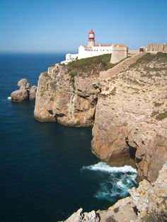 The End of the World as They Knew It - Cape St Vincent Lighthouse, Sagres  Portugal