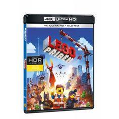 Blu-ray LEGO příběh, UHD + BD, CZ dabing   Elpéčko - Predaj vinylových LP platní, hudobných CD a Blu-ray filmov Lego, Blues, Legos