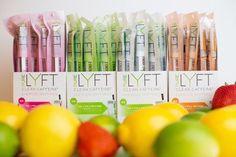 pureLYFT Sticks Stir Clean Caffeine Into Any Beverage Stir Sticks