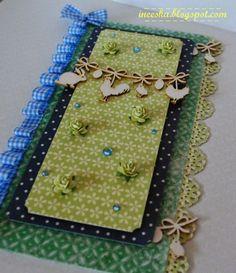 kartka wielkanocna Cardmaking, Scrapbook, Blog, Making Cards, Scrapbooks, Scrapbooking, Card Making, Guest Books