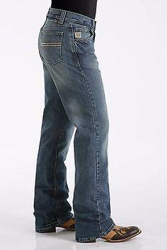 061b3ec5c38 Men s Cinch Carter Boot Cut Jeans - MB96134001