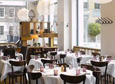 LONDON CALLING: BAR BOULUD, Perfect for Lunch, B; BISTROT BRUNO LOUBET, B+, Ideal for Sunday Dinner - Alexander Lobrano