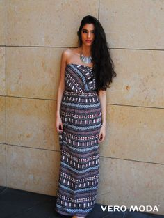 Boho Crush! #veromodame #dress #outfit #clothes #inspiration #fashion #trend #stylish #spring