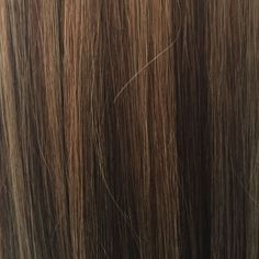 Clip-In Hair Extensions #4/8 (Chocolate Swirl) – Laced Hair