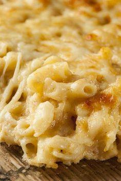Southern Style Mac 'n Cheese Recipe