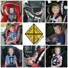 Types of Seats: Rear Facing Only Seats (Infant Seats) Convertible and Multimode (rear and forward facing, multimode has booster) Combination Seats (forward facing harness to booster) High Back Boosters Backless Boosters Choosing a car seat is tough!  There are so many options, and one look at the car seat aisle can make your head swimRead More...