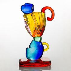 Glass Design, Design Art, Bukowski, New Pins, Modern Contemporary, Scandinavian, Glass Art, Retro Vintage, Auction