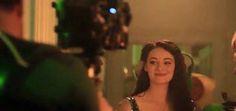 Smaragdgrün - Gwendolyn (Maria Ehrich)   Behind the scenes