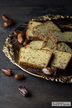 Te explicamos paso a paso como preparar este cake de dátiles y jengibre. Ingredientes, tiempo de elaboración