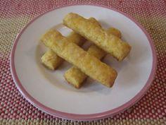 Carrot Snack Sticks