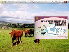 Peta Sapi Potong Booklet (Cover page) I Inspirasi Media