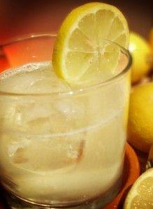 Recipe For  Sparkling Lemonade
