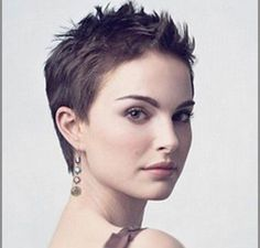 Latest 6 models in Europe and America handsome short hair
