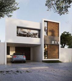 leuk dat huisnummer en die aparte entree #casaspequeñasminimalistas