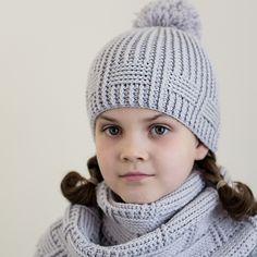Ravelry: Winterlaced Hat pattern by Yuliya Tkacheva