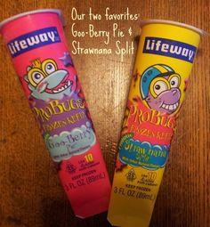 Lifeway Frozen ProBugs Kefir @Lifeway Foods #LifewayProBugs #Pmedia