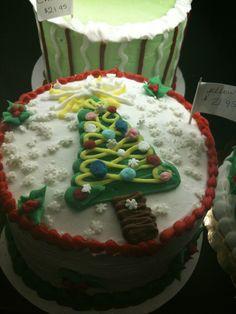 #christmas cake