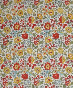NEW SEASON! Liberty Art Fabric D'Anjo B Tana Lawn | Classic Tana Lawn by Liberty Art Fabrics | Liberty.co.uk