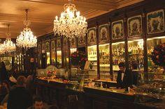Cafe Baratti e Milano, Torino, Italia