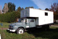 Bedford J4LC3 Camper Caravan, Camper Van, Campers, Bedford Truck, Caravans, Recreational Vehicles, Military, Trucks, Classic