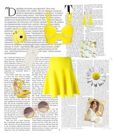 """Yellow"" by sudetopgul on Polyvore featuring moda, Balmain, Fuji ve Kate Spade"