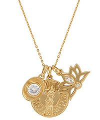 Melinda Maria Goodess of Love Necklace