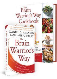 The Brain Warriors Way Cookbook by Dr Daniel Amen And Tana Amen BSN RN Irlen Syndrome, Psychiatric Medications, Grain Brain, Dr Daniel, Forms Of Dementia, Dairy Free Diet, Fiber Rich Foods, Traumatic Brain Injury, Health Challenge