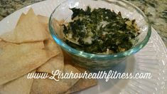 Spinach and Artichoke dip. Tried this for the superbowl and it was amazing!