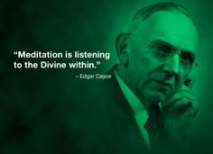 Thus ye may find in thy mental and spiritual self, ye can make thyself just as happy or just as miserable as ye like. How miserable do ye want to be?......For you GROW to heaven, you don't GO to heaven. It is within thine own conscience that ye grow there.  Edgar Cayce